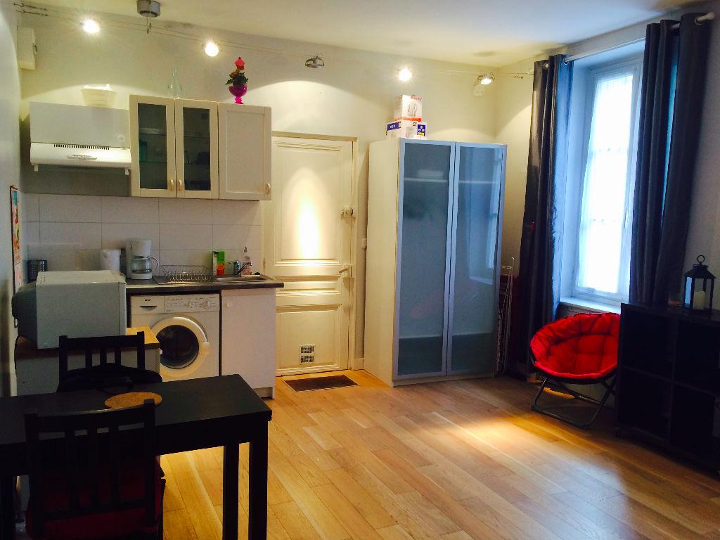 Appartement 1 pièce(s) 27 m²                         78620 L ETANG LA VILLE