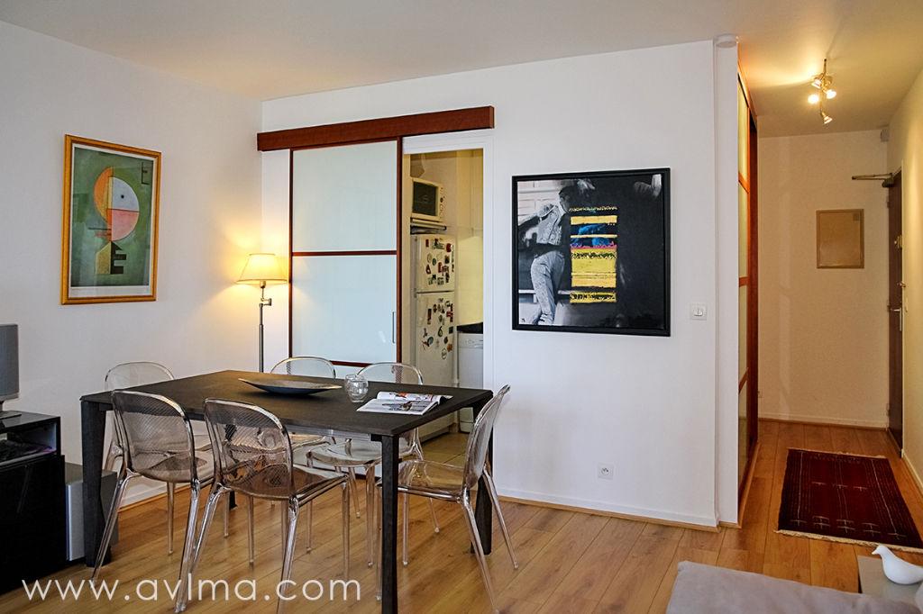 Appartement Paris 15eme,  2 pièce(s) 42 m2