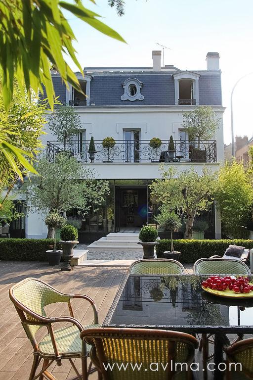 Maison de ville Le Vesinet centre