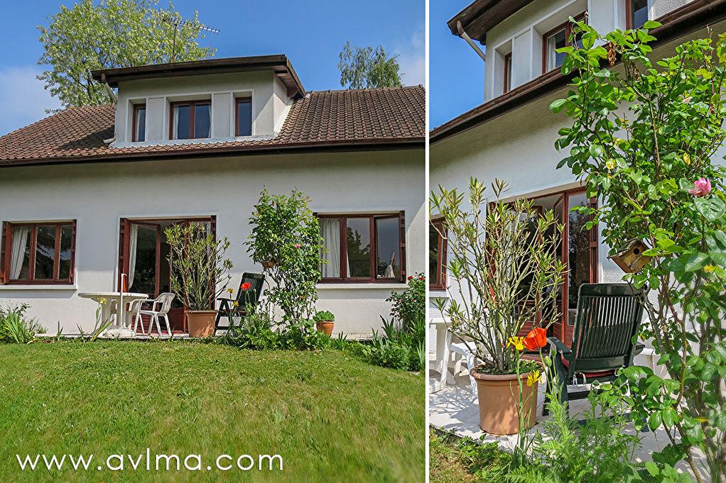 Maison Bailly 110m² 6 pièces