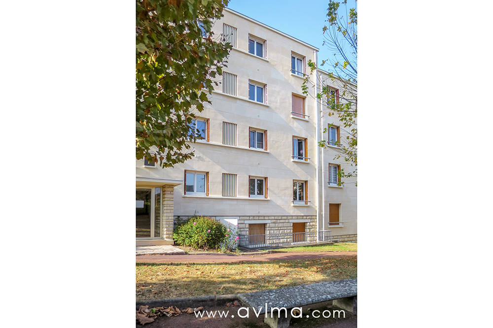 Appartement Marly Le Roi 4 pièces 82m²