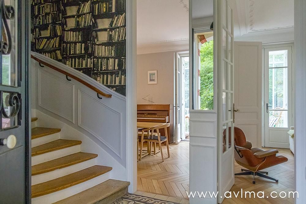 Maison 10 pièce(s) 230 m²                78110 LE VESINET