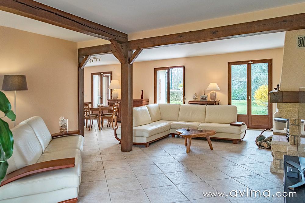 Belle maison familiale et confortable en parfait état !