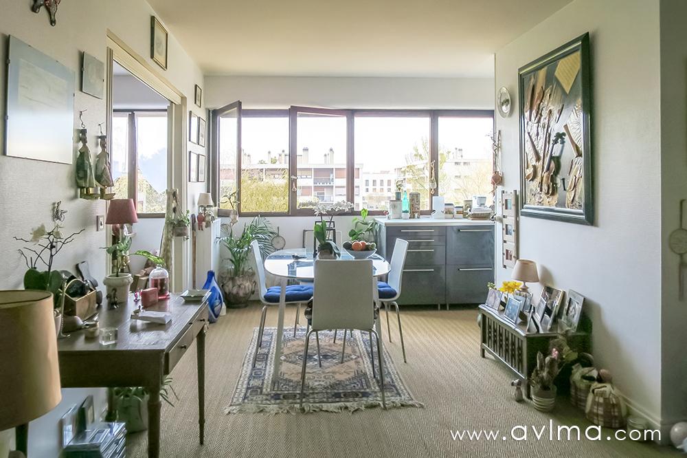 Appartement Noisy Le Roi 2 pièces 41,66m2