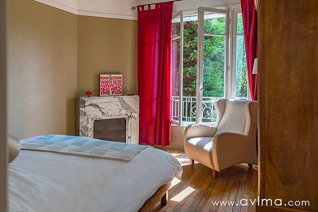 Maison de 160m2 avec jardin, 4 chambres,  village de Montesson