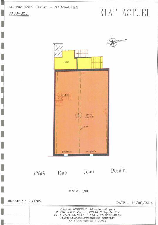 Appartement  6 pièce(s) 195 m2 quartier Debain-Michelet
