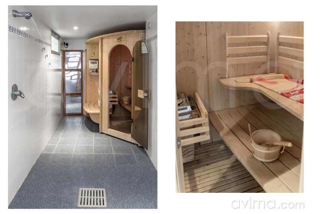 Maison au calme 7 pièces avec piscine intérieure