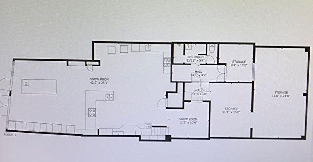 300 m² à CHARTRES