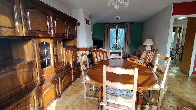 Maison 6 pièces 104 m² à COURVILLE SUR EURE