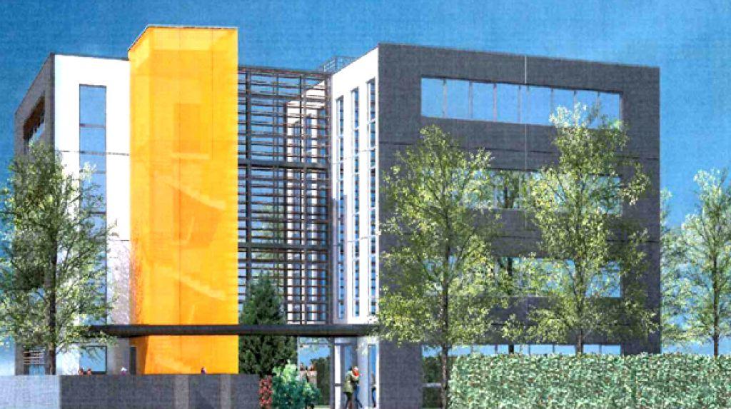 Bureaux Neufs Toulouse Aérospatiale : immeuble de 2 242 m2
