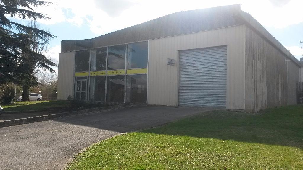 Local d'activité Toulouse 508 m2 ZA LARRIEU