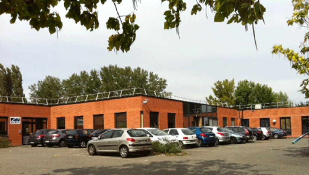 Bureaux Ramonville 393 m²