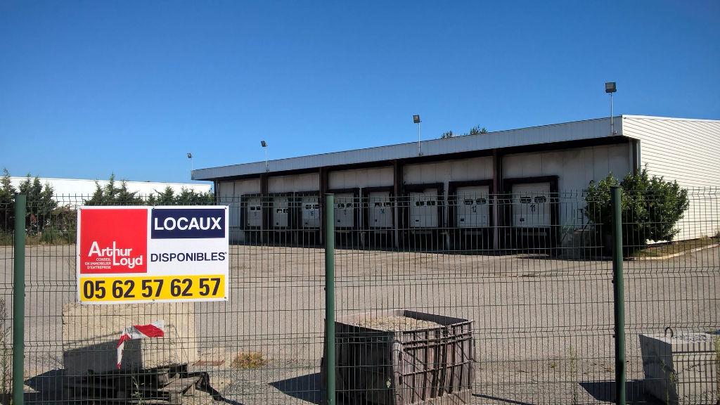 Local d'activité 1073 m² Toulouse Sud Ouest