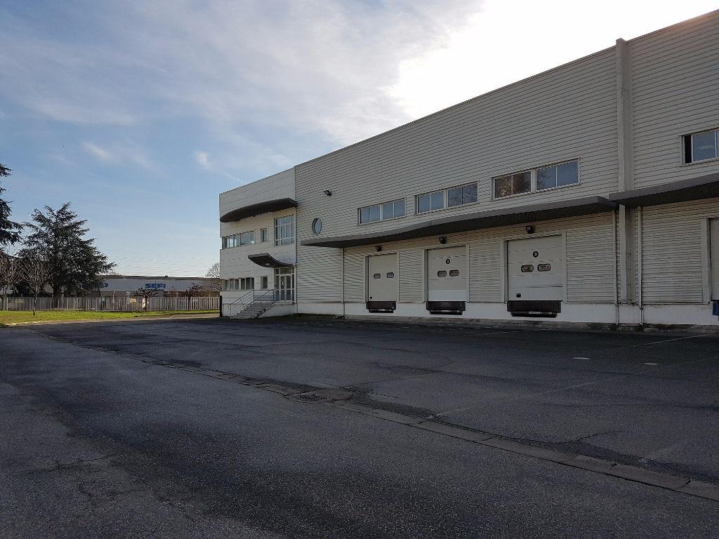 A LOUER Entrepôt Logistique BOIS VERT - PORTET/GARONNE