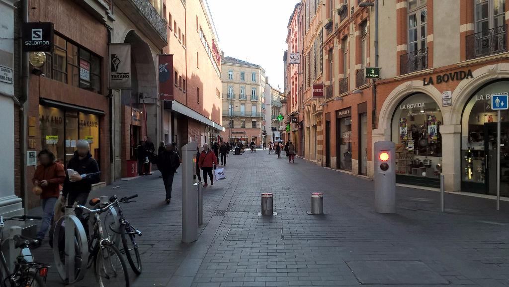 Cession de droit au bail - Toulouse Hyper centre