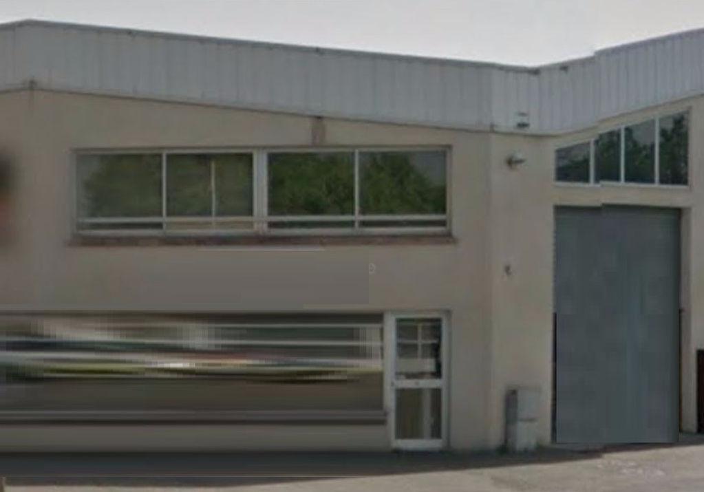 A LOUER Local d'activité 360 m² ZI THIBAUD