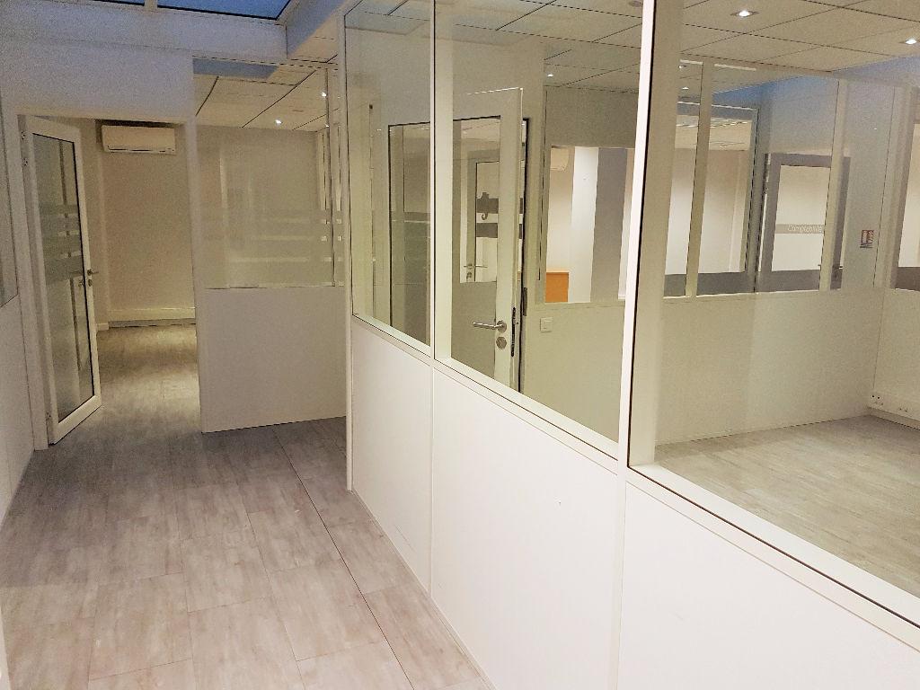 Bureaux A louer Toulouse  - 221 m2 avec vitrine