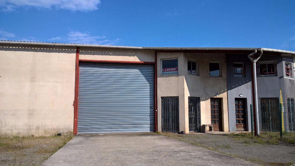 A LOUER Local d'activité de 350 m² COLOMIERS