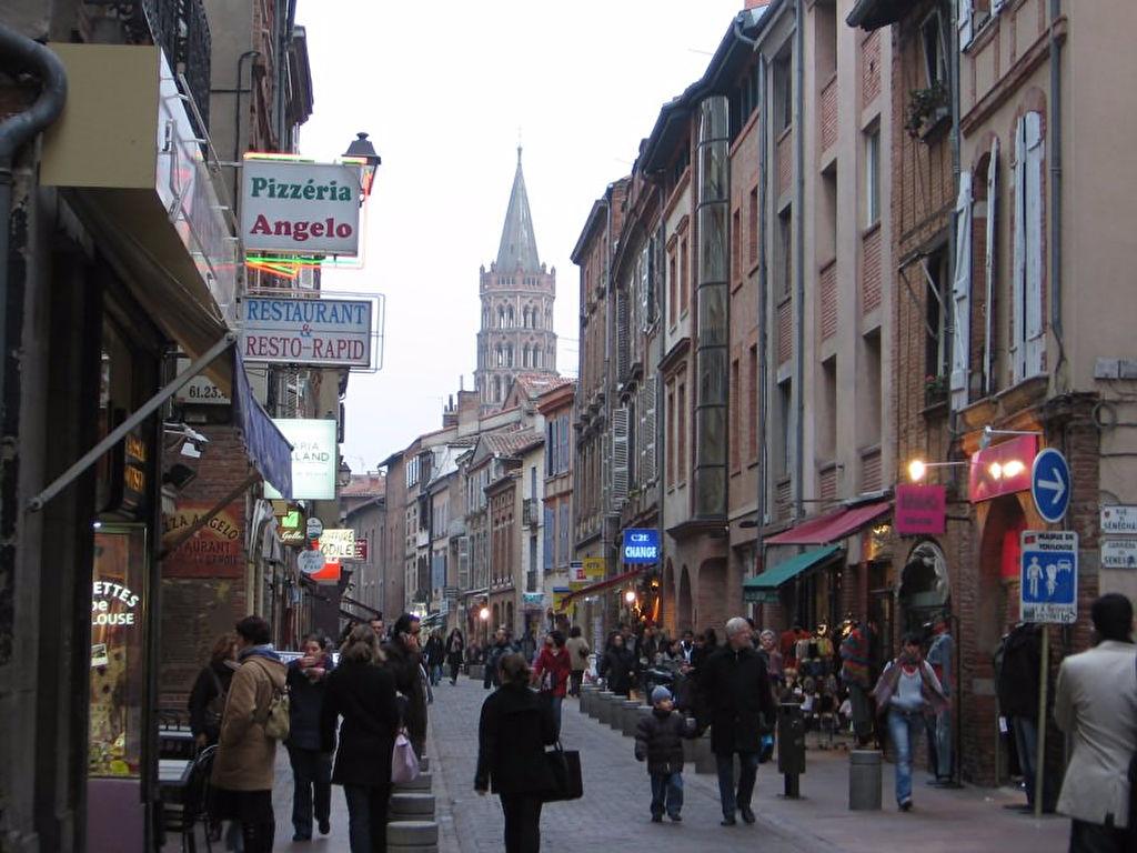 Local commercial Toulouse Capitole à louer 140 M²