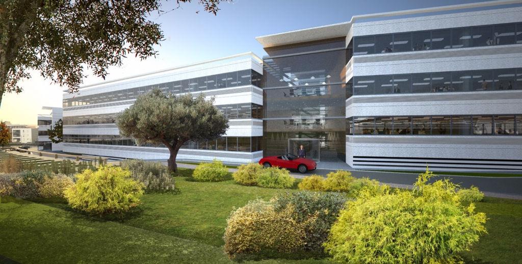 Bureaux Balma 4370 m2