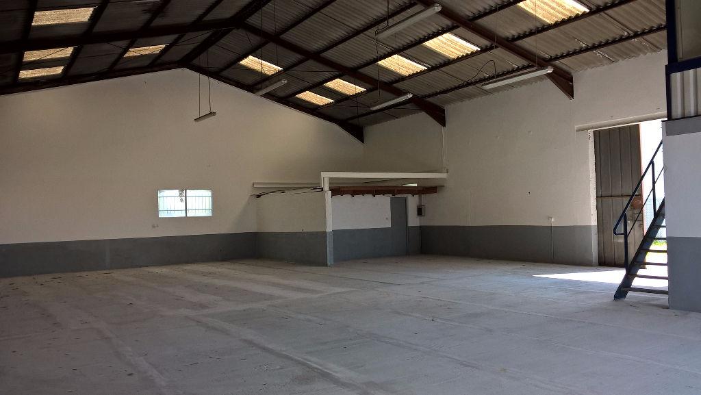 A LOUER  ZI EN JACCA Local d'activité Colomiers 300 m2