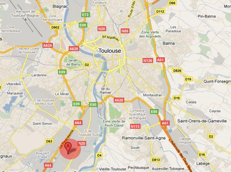 A LOUER - Locaux d'activités à partir de 120m2  - Centre SECONDO Toulouse -