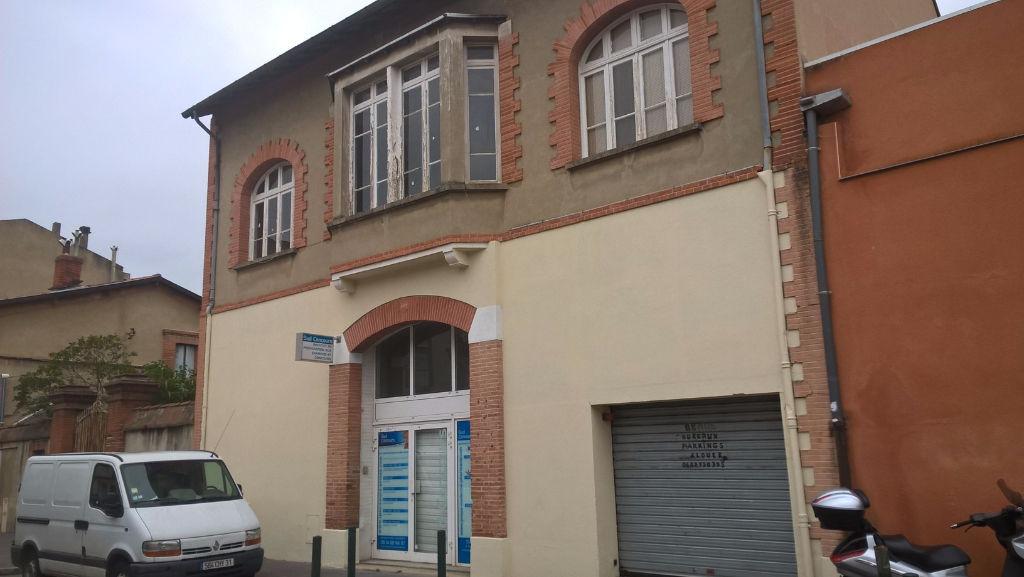 Immeuble Bureaux - Toulouse Compans 210 m2