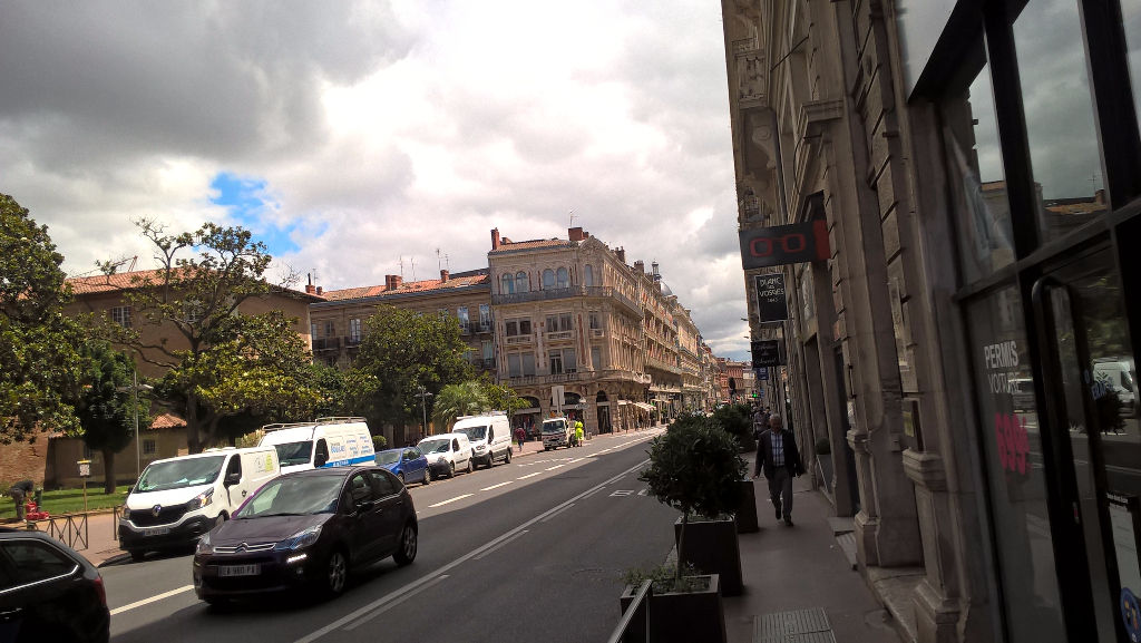 Local commercial Toulouse 50 m2