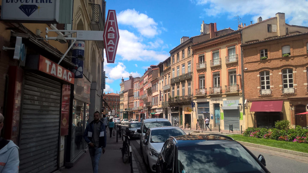 Local commercial Toulouse 170 m2