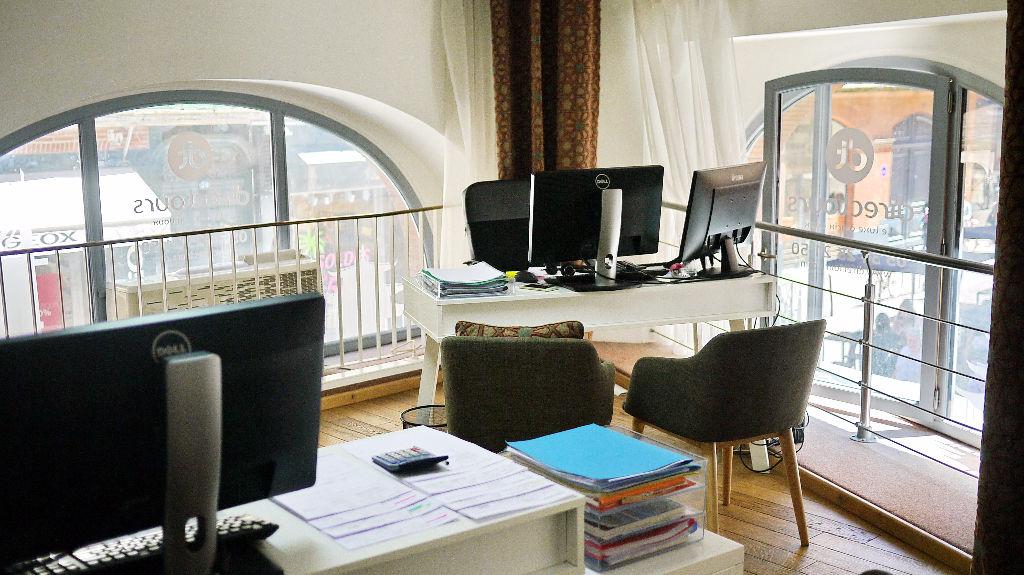 Bureaux  à louer Place Wilson à Toulouse  - 60 m2