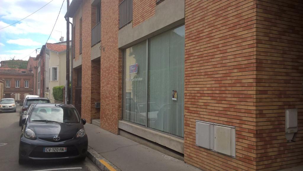 Bureaux - Toulouse Amidonniers