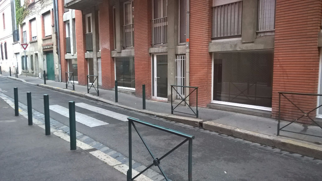 Local commercial Toulouse 100 m2