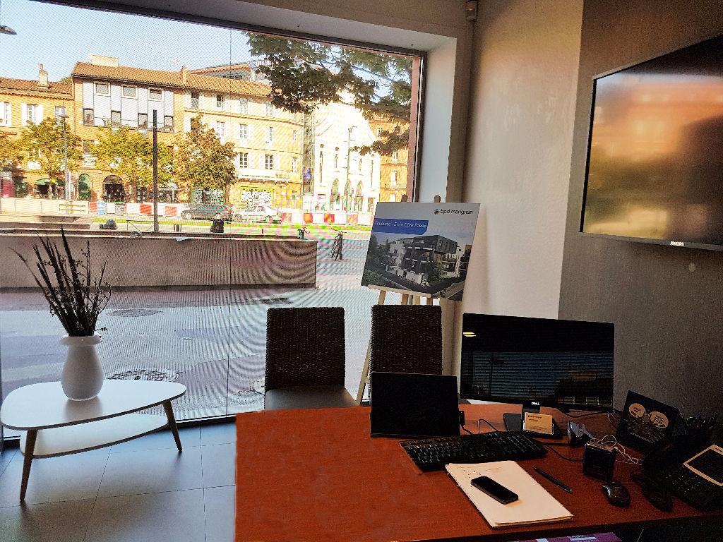 A louer  Bureaux  Jean Jaurès à Toulouse - 375 m2 locatifs