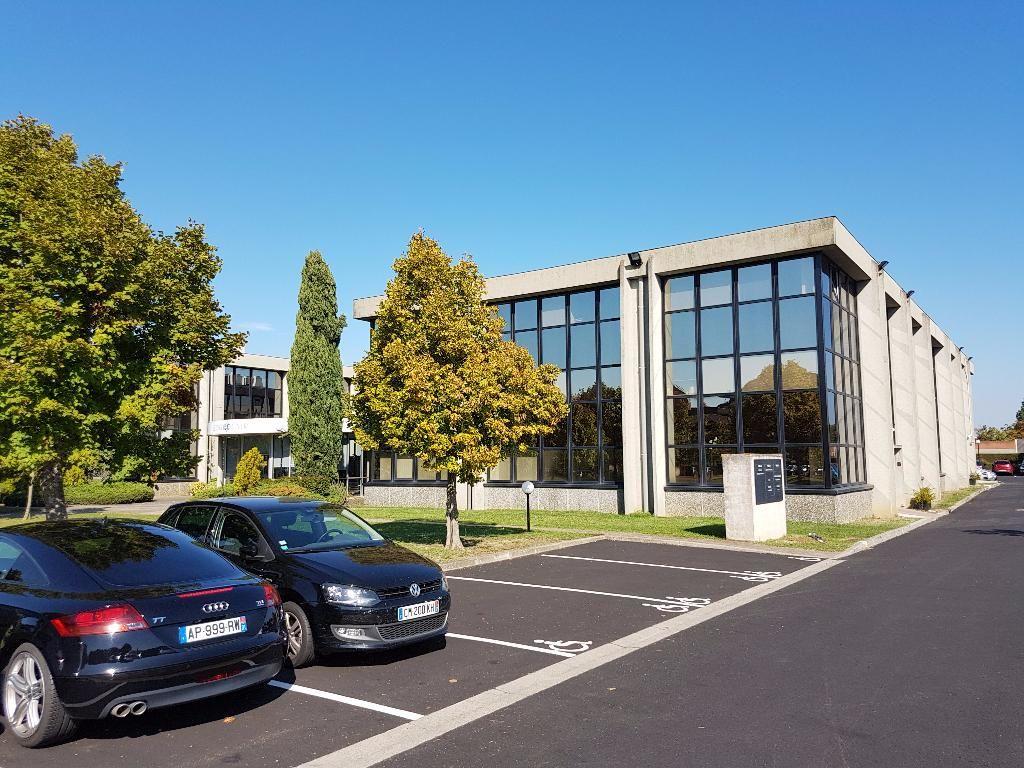 Bureaux à louer - Blagnac Aéroport  - 84 m2