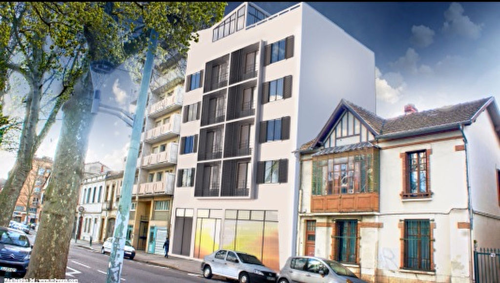Local commercial Toulouse 520 m²