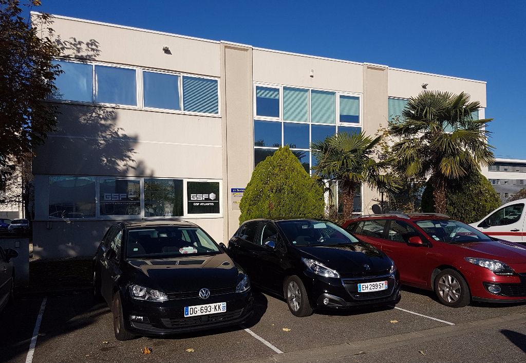 Bureaux à louer - 370 m2 - Toulouse Basso Cambo