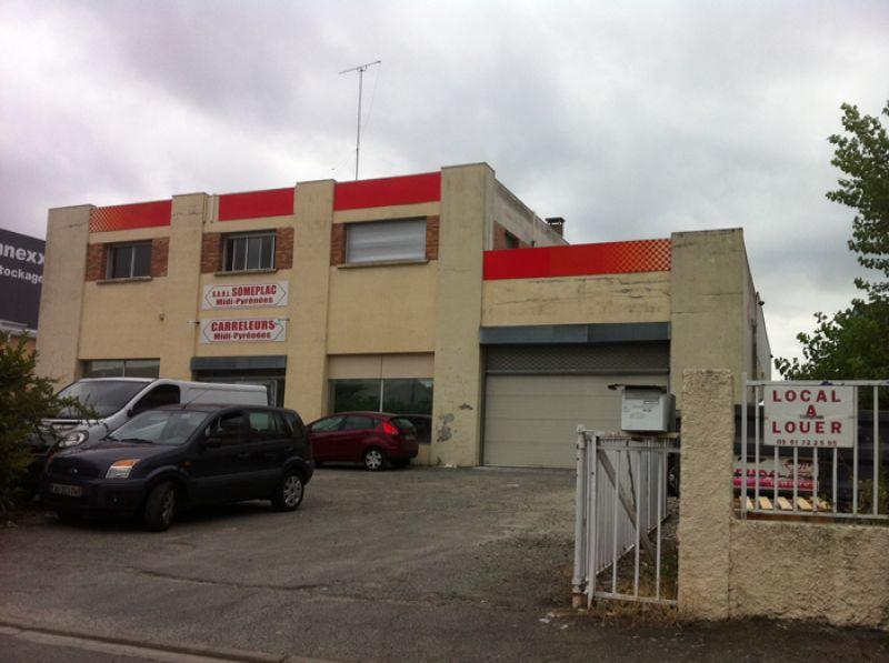 Local d'activité Toulouse 992 m2