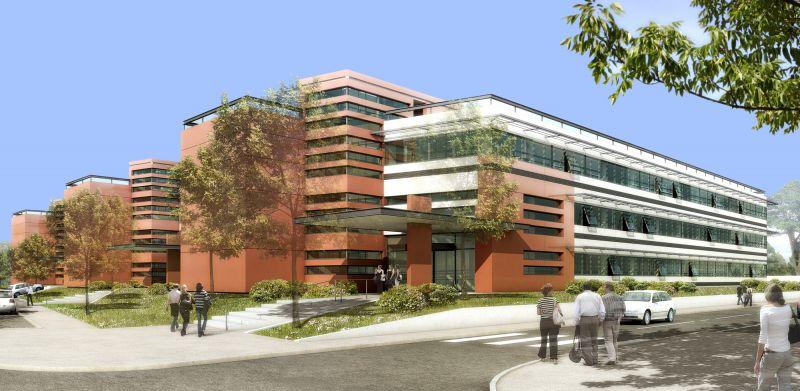 Bureaux Toulouse Borderouge 1199 m2 divisibles