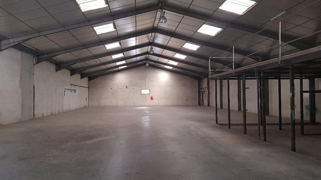 A LOUER Local d'activité Portet Sur Garonne 720 m2