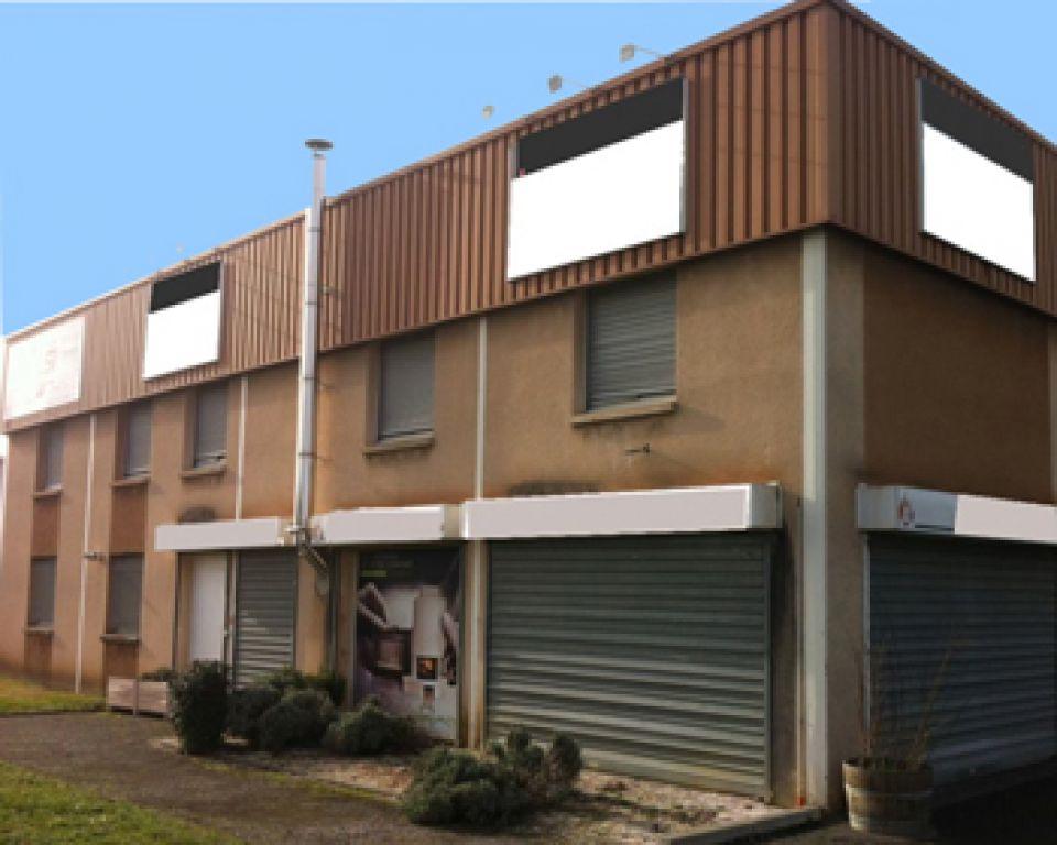 Bureaux Toulouse 300 m2 ZI THIBAUD