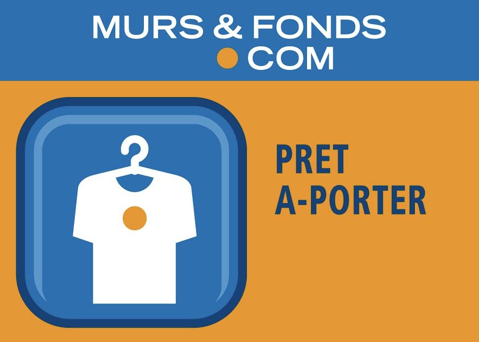 22 - COTE DE GRANIT ROSE - STATION BALNEAIRE - MAGASIN DE PRET A PORTER - - Boutique et Magasin
