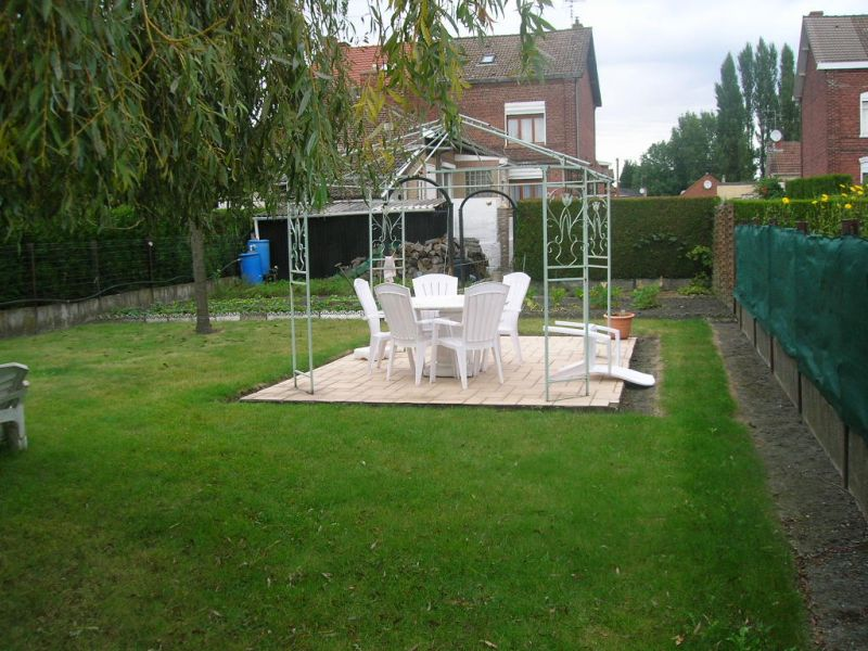 Maison roost warendin 5 pi ce s 140 m2 roost warendin 59286 for Garage roost warendin