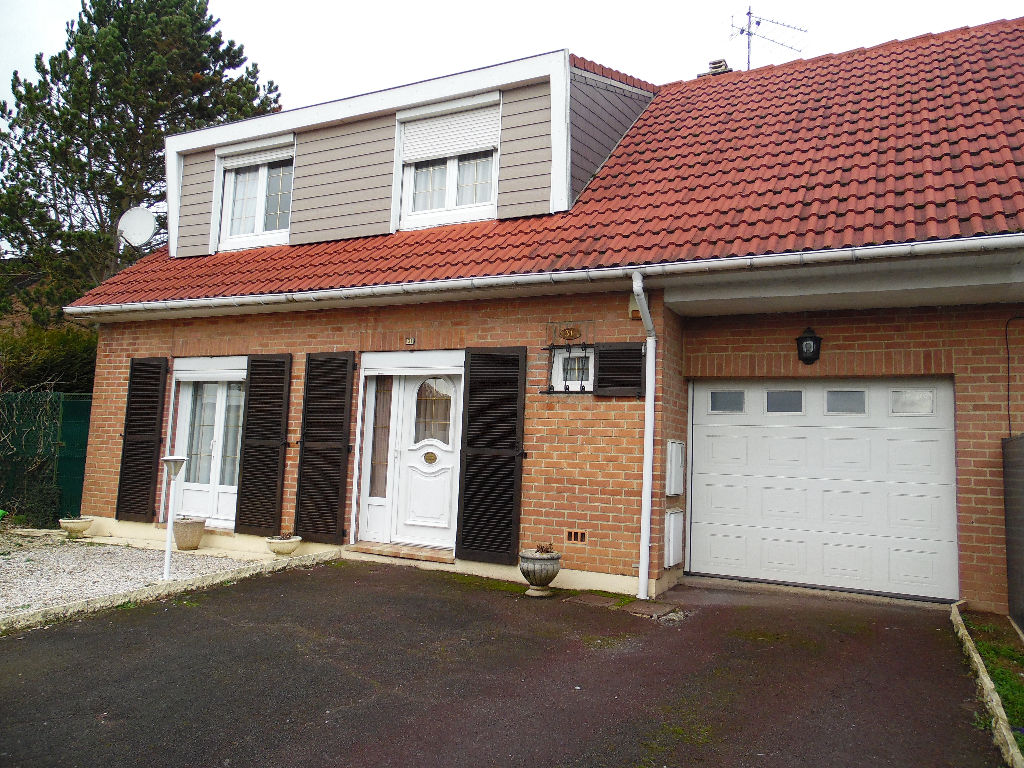 Vente maison louvroil 59720 sur le partenaire for Vente maison individuelle 06