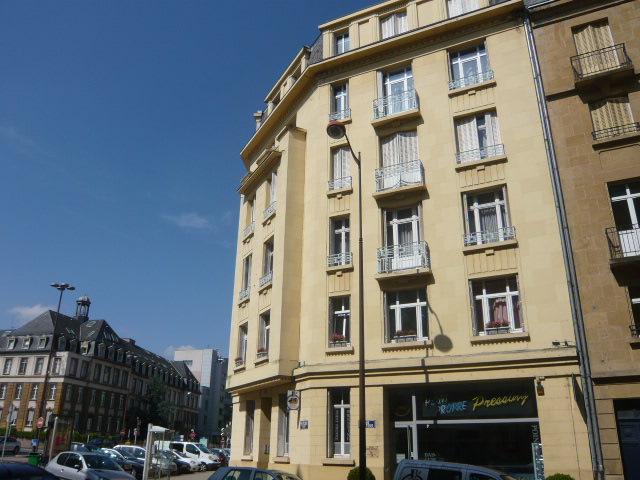 Location appartement metz 57000 sur le partenaire for Appartement atypique metz