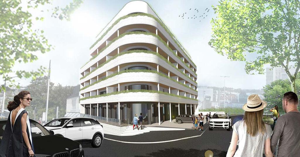 Visuel 1 de l'annonce : Local commercial neuf proche Géant