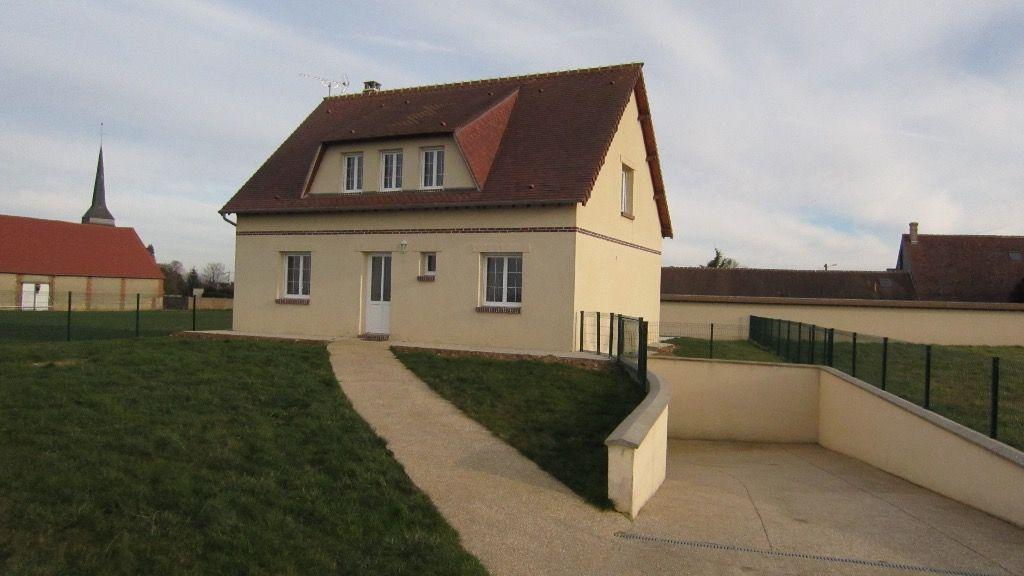 maison à louer Chambois