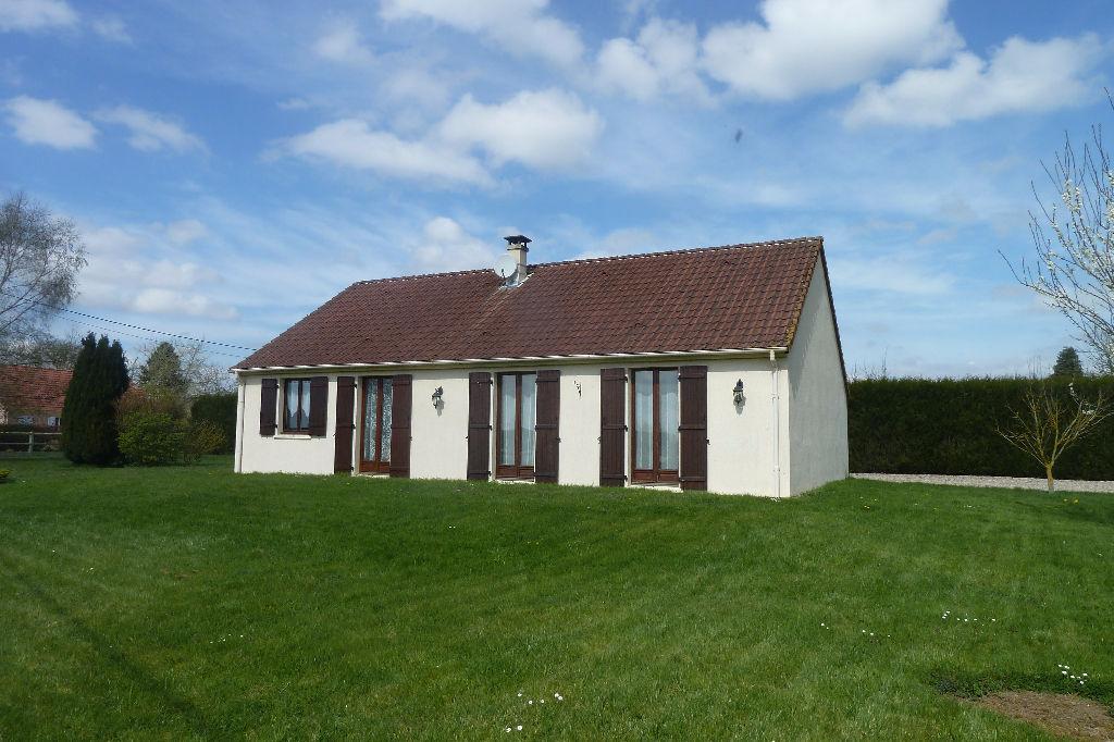 maison à vendre Beaumont-le-Roger