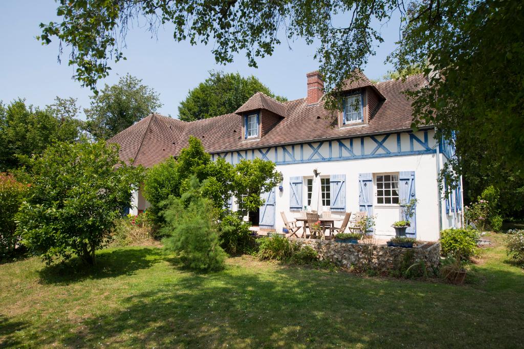 maison en vente Aulnay sur iton
