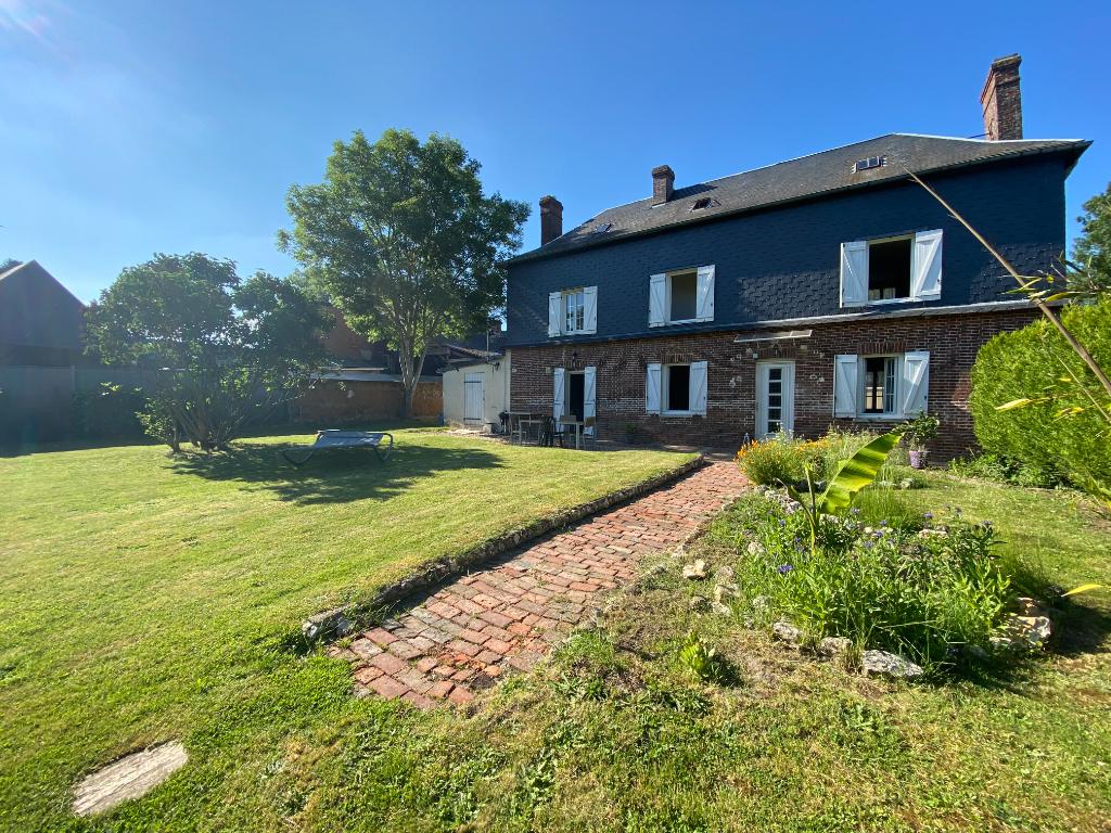 maison en vente SAINT AUBIN D ECROSVILLE