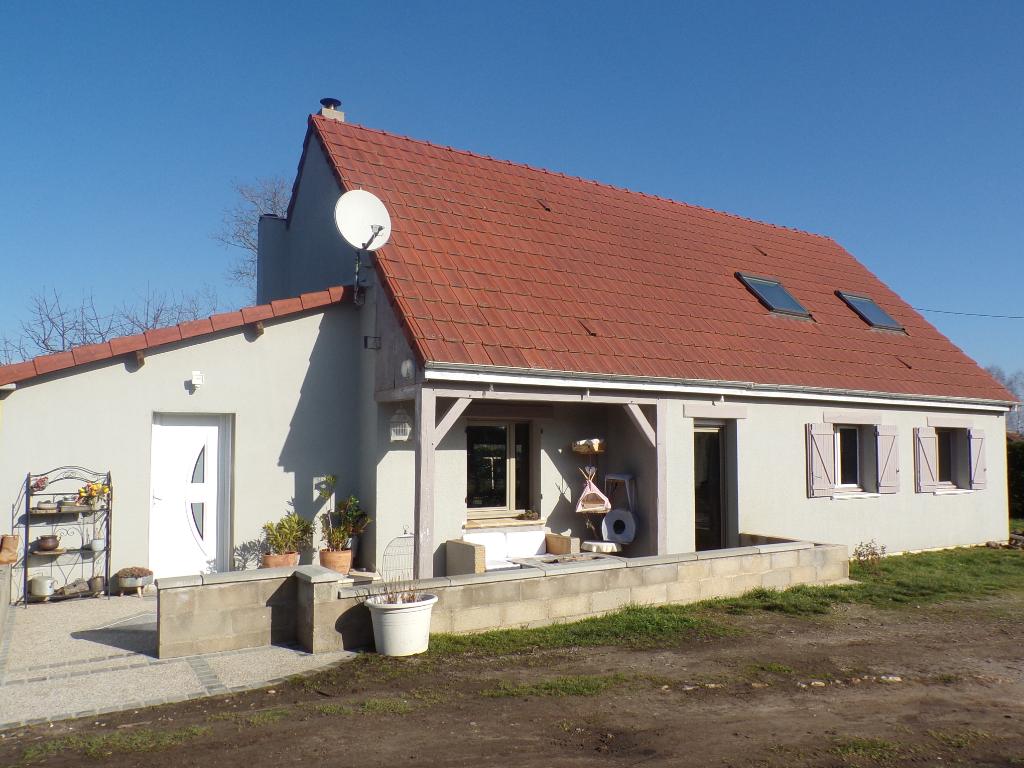 maison en vente MANTHELON